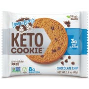 Lenny and Larrys Chocolate Chip Keto Cookie, 1.6 Ounce - 12 count per pack -- 6 packs per case