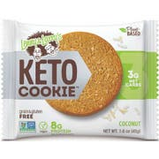 Lenny and Larrys Coconut Keto Cookie, 1.6 Ounce - 12 count per pack -- 6 packs per case