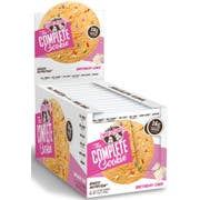 Lenny and Larrys Complete Cookie - Birthday Cake, 4 Ounce -- 72 per case.