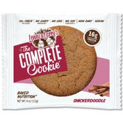 Lenny and Larrys The Complete Cookie - Snickerdoodle, 4 Ounce -- 72 per case.