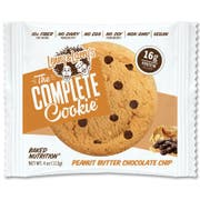 Lenny and Larrys The Complete Cookie - Peanut Butter Chocolate Chip, 4 Ounce -- 72 per case.