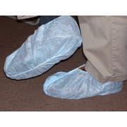 Cellucap Blue Polypropylene Shoe Cover -- 150 pairs.