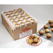 Bake'n Joy Pan Free Whole Grain Blueberry Muffin, 2.5 Ounce -- 96 per case