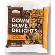 Prairie City Bakery Down Home Delights Oatmeal Carmelita, 2.5 Ounce -- 60 per case