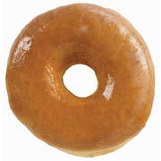 Prairie City Bakery Classic Glazed Yeast Donut, 15 Ounce -- 6 per case.