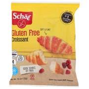 Schar Plain Croissants, 7.8 Ounce -- 12 per case.