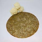 Venice Bakery Gluten Free Seasoned Cauliflower Pizza Crust, 11.75 inch -- 24 per case