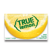 True Citrus True Lemon Beverage Mix -- 500 per case.