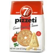 7 Days Grana Padano Tomato Pizzeti, 5.64 Ounce -- 12 per case