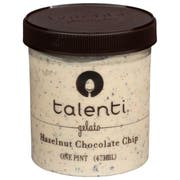 Talenti Hazelnut Chocolate Chip Gelato, 16 Fluid Ounce -- 8 per case