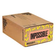 Impossible Burger Sausage Patty, 1.6 Ounce -- 100 per case