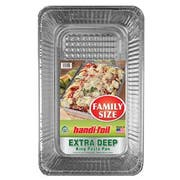 Handi Max Tru Fit Extra Deep Full Steam Pan -- 50 per case.