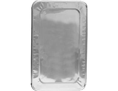 Jiffy Foil Full Size Steam Table Pan Lid -- 50 per case.
