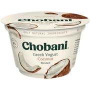 Chobani Low Fat Coconut Blended Greek Yogurt, 5.3 Ounce -- 12 per case