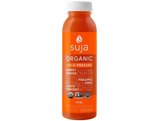 Suja Essentials Fuel Fruit and Vegetable Juice, 12 Fluid Ounce -- 6 per case.