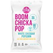 Boomchickapop White Cheddar Popcorn, 4.5 Ounce -- 12 per case.