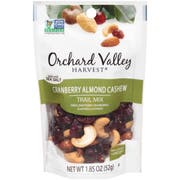Orchard Valley Harvest Cranberry Almond Cashew Trail Mix, 1.85 Ounce -- 14 per case