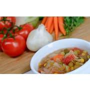 King Creole Garden Vegetable Soup, 4 Pound -- 4 per case