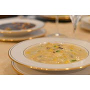 MMI Culinary King Creole Corn and Crab Bisque Soup, 4 Pound -- 4 per case.