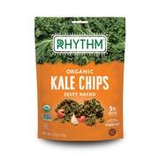 Rhythm Superfoods Organic Zesty Nacho Kale Chips, 2 Ounce -- 12 per case