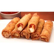 Original Pizza Logs Cheese and Pepperoni Pizza, Deep Fry or Oven Use, 72 Count per pack -- 1 each