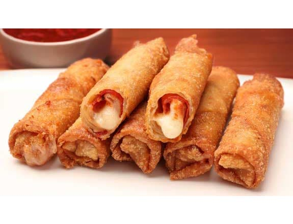 Original Pizza Logs Oven Ready Cheese and Pepperoni Pizza -- 72 per case