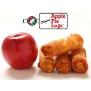 Original Apple Pie Logs Egg Roll Shape Apple Pie -- 72 per case