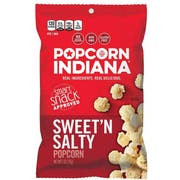 Popcorn Indiana Sweet and Salty Kettlecorn Popcorn, 1 Ounce -- 48 per case
