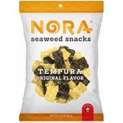 Nora Snacks Original Flavor Tempura, 1.6 Ounce -- 12 per case