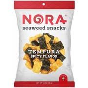 Nora Snacks Spicy Flavor Tempura, 1.6 Ounce -- 12 per case
