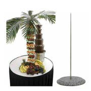 Buffet Enhancements Small Pineapple Tree Stand Only, 12 x 12 x 25 inch -- 1 each.