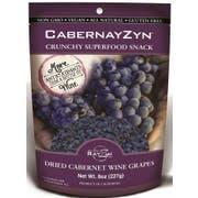 The Wine Rayzyn Cabernayzyn Dried Cabernet Wine Grapes, 8 Ounce -- 6 per case