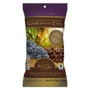 The Wine Rayzyn Cabernayzyn Dark Chocolate Covered Dried Cabernet Wine Grapes, 4.5 Pound -- 8 per case