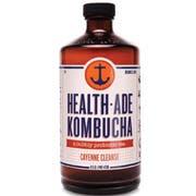 Health Ade Cayenne Cleanse Kombucha, 16 Fluid Ounce -- 12 per case.