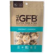 The Gluten Free Bar Coconut Cashew Crunch Bites, 4 Ounce -- 6 per case