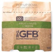 The Gluten Free Bar Fruit Nut and Seeds Oatmeal, 2 Ounce -- 48 per case