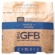 The Gluten Free Bar Maple Raisin Oatmeal, 2 Ounce -- 48 per case