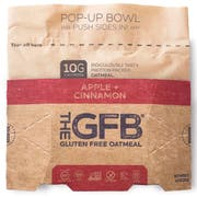 The Gluten Free Bar Apple Cinnamon Oatmeal, 2 Ounce -- 48 per case