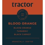 Tractor Beverage Co Organic Blood Orange Soda Syrup, 2.5 Gallon -- 1 each.
