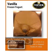 Eros Vanilla Yogurt, 2.33 Gallon -- 1 each.