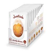 Justins Vanilla Almond Butter, 1.15 Ounce -- 60 per case
