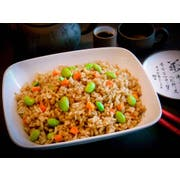Green Dragon Vegetable Fried Brown Rice, 5 Pound -- 8 per case