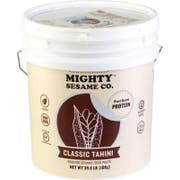 Mighty Sesame Classic Tahini - Bulk, 40 Pound -- 1 each