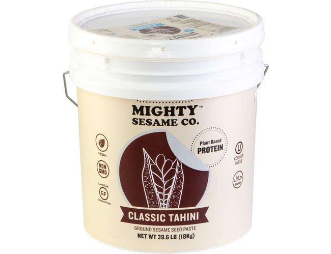 Mighty Sesame Classic Tahini - Bulk, 40 Pound -- 1 each