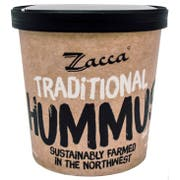 Zacca Traditional Hummus, 32 Ounce -- 2 per case.