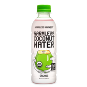 Harmless Harvest Organic Coconut Water, 8.75 Ounce -- 12 per case.