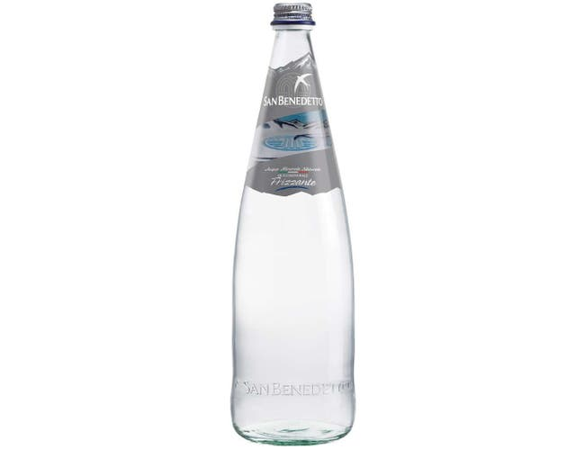 San Benedetto Sparkling Water, 33.8 Ounce -- 12 per case