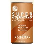 Super Espresso Caramel Coffee, 6 Fluid Ounce -- 12 per case.