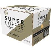 Super Coffee - Vanilla Bean, 12 Fluid Ounce -- 12 per case.