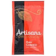 Artisana Organic Raw Cashew Butter, 1.06 Ounce Squeeze Pack -- 10 per case.